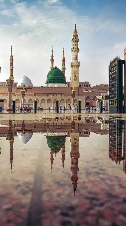 Masjid Nabawi Ringtones And Wallpapers Free By Zedge