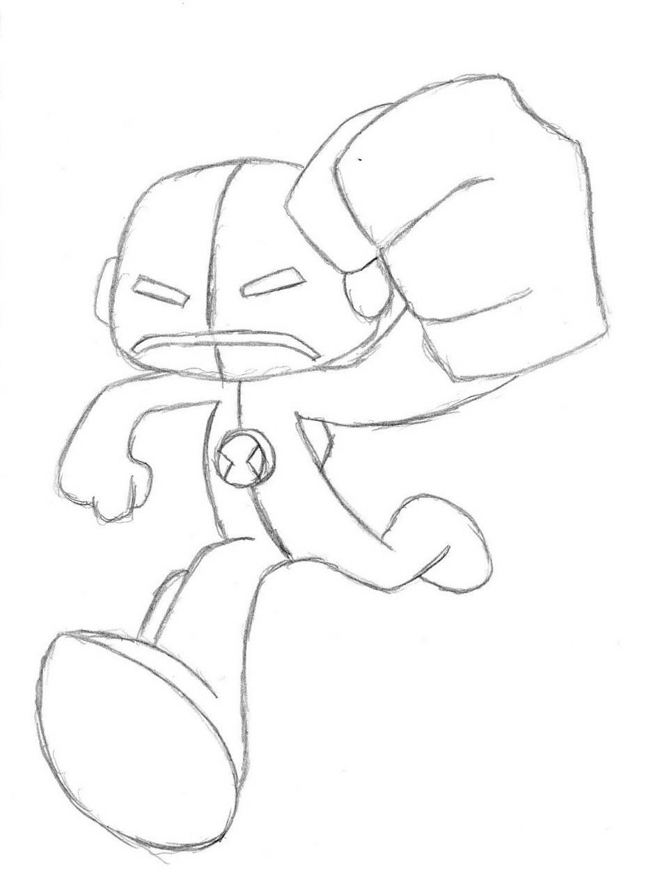 Echo Drawn