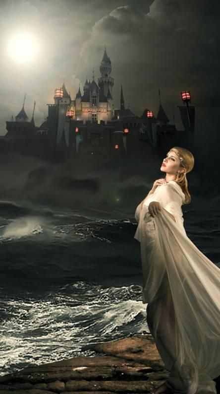 Princess And Castle