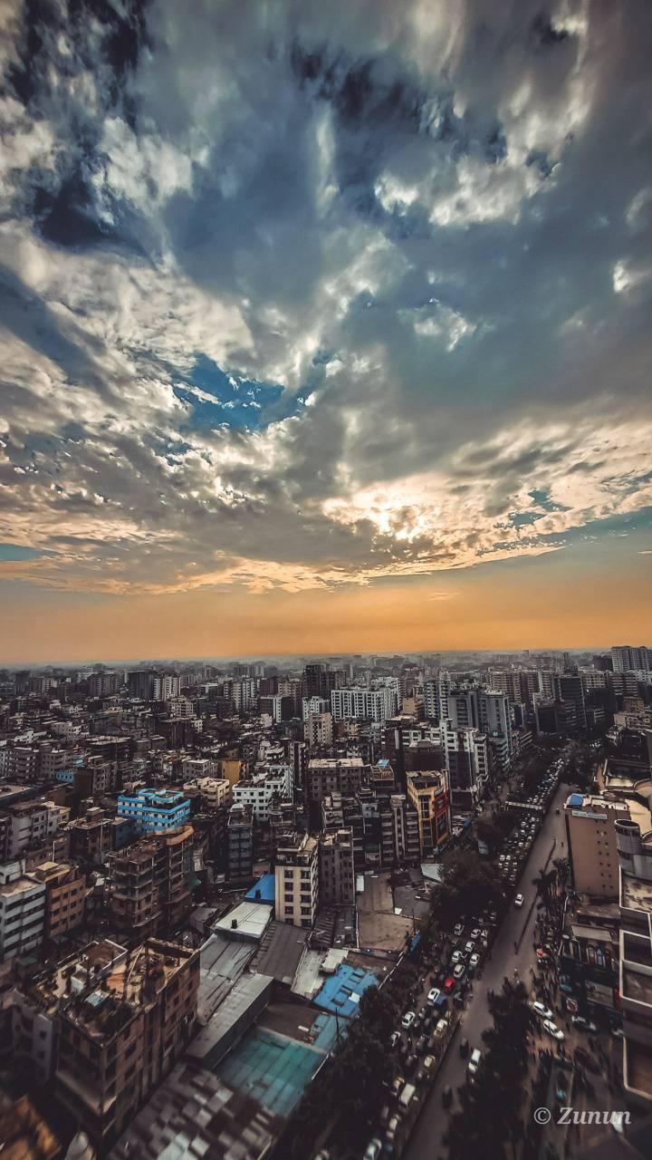 Beautiful Dhaka
