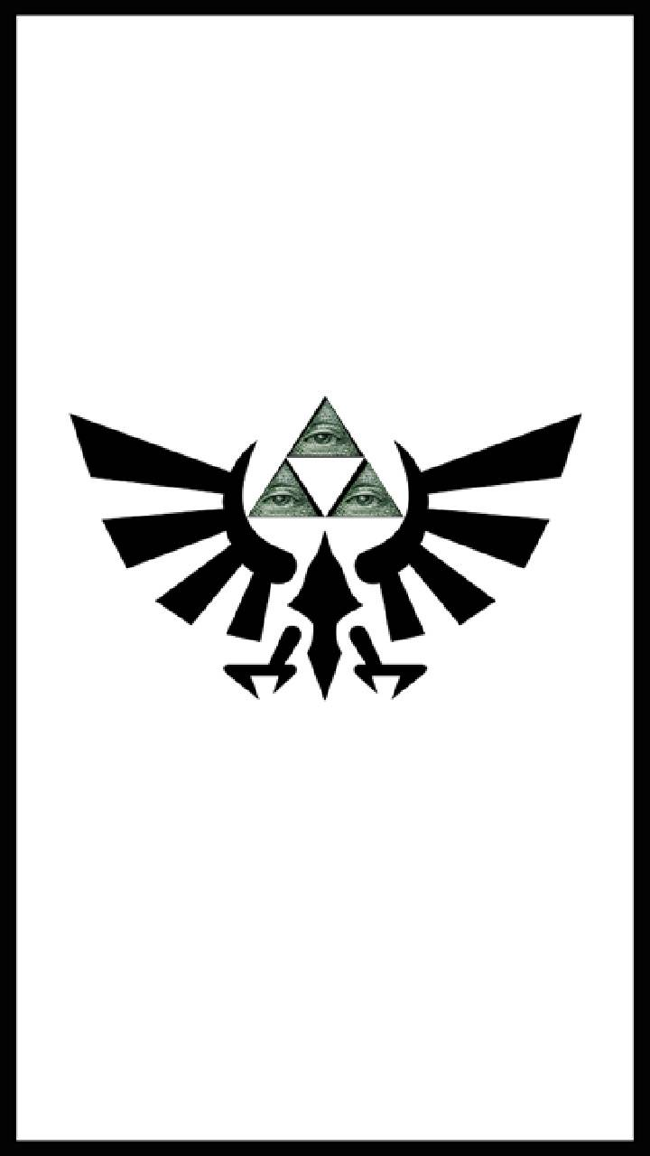 Illuminati Tri-force