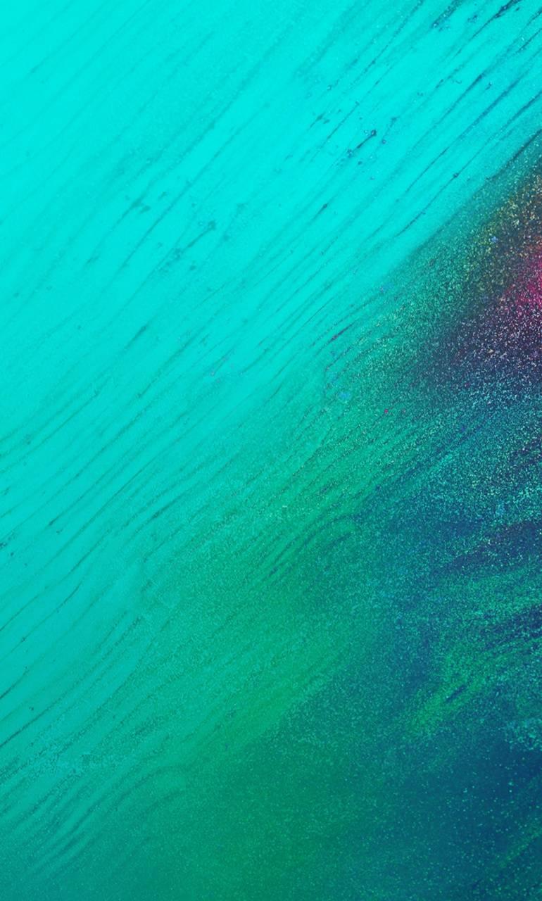 Galaxy A50 Sea Green Wallpaper By Rjsunsetsingh A3 Free