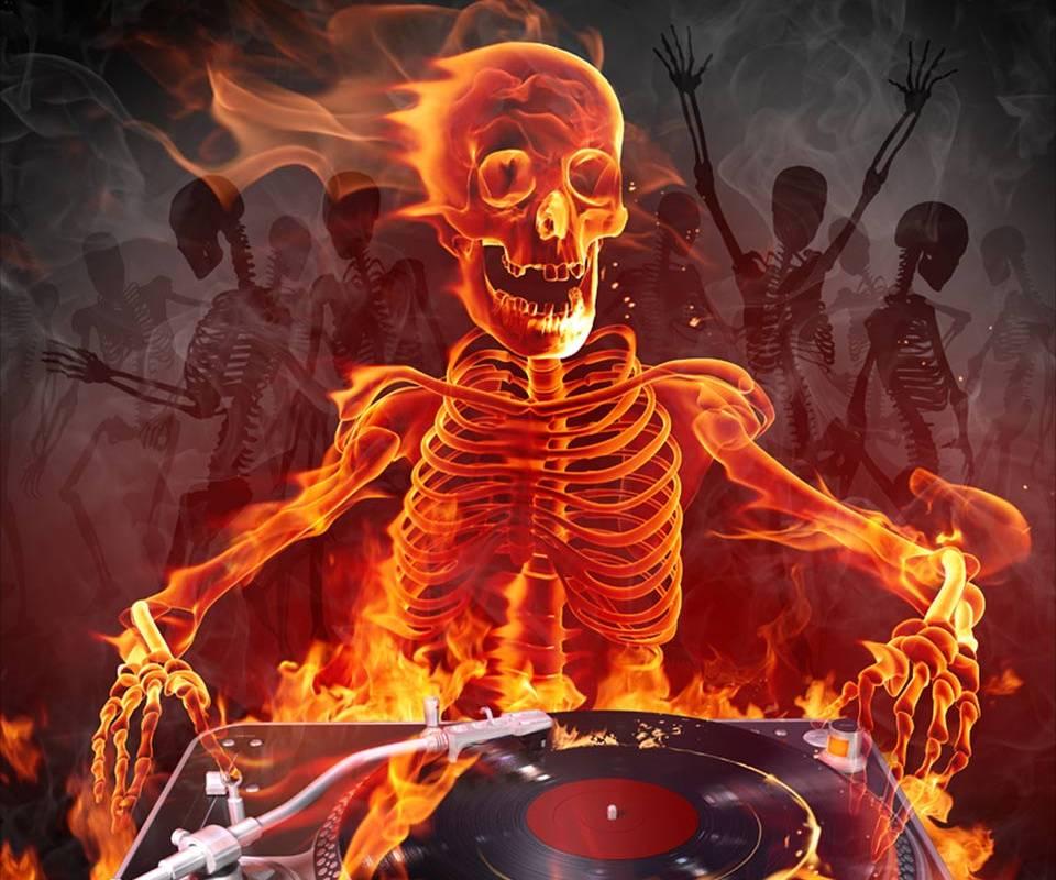 Dj Burning