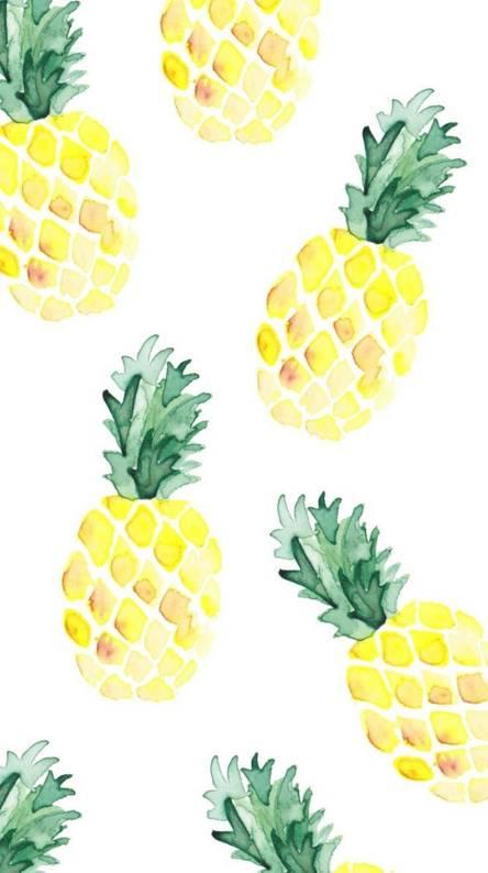 pineapple paint