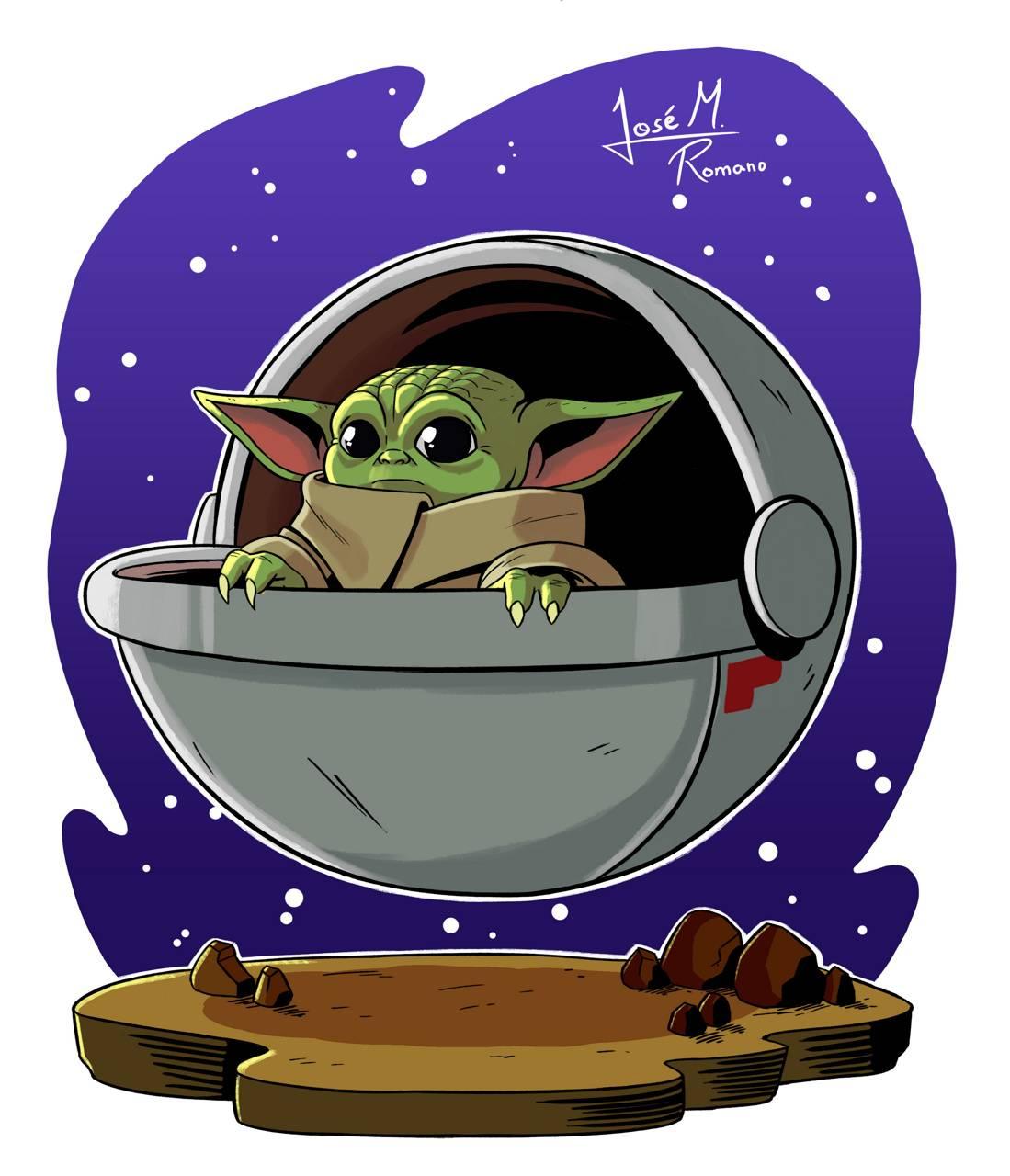 Baby Yoda Wp