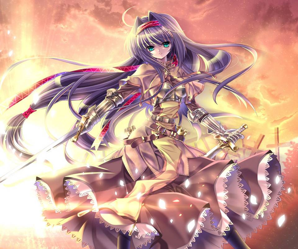 Knight Girl Twilight