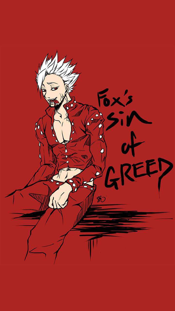 Ban Sin Of Greed Wallpaper By Dmentx B3 Free On Zedge