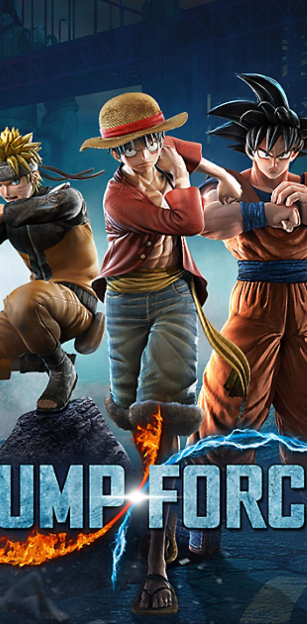 Jump Force Tablet