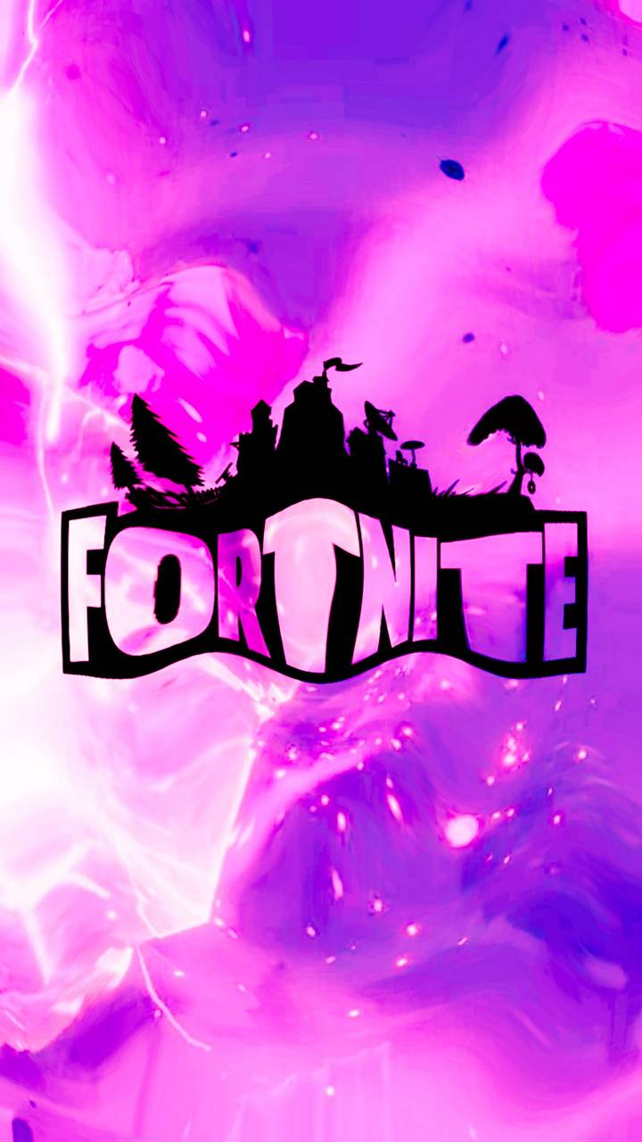 Fortnite Logo Wallpaper By Cats924 Aa Free On Zedge