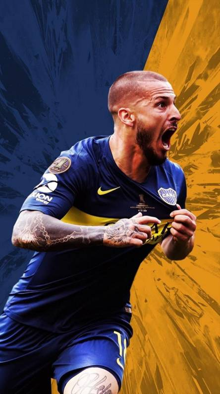 separation shoes 6ad1b bba9a Boca juniors benedetto Ringtones and Wallpapers - Free by ZEDGE™