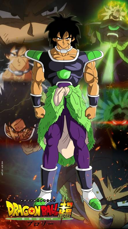 Broly new movie