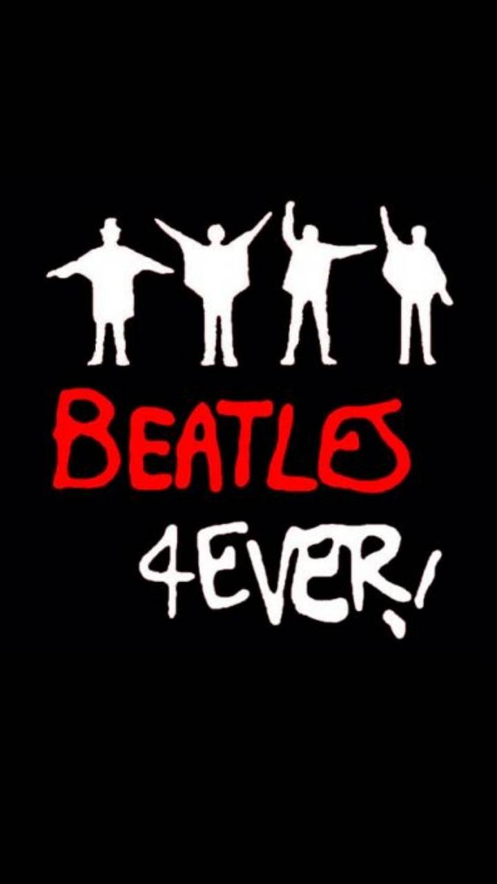 Beatles 4Ever Black