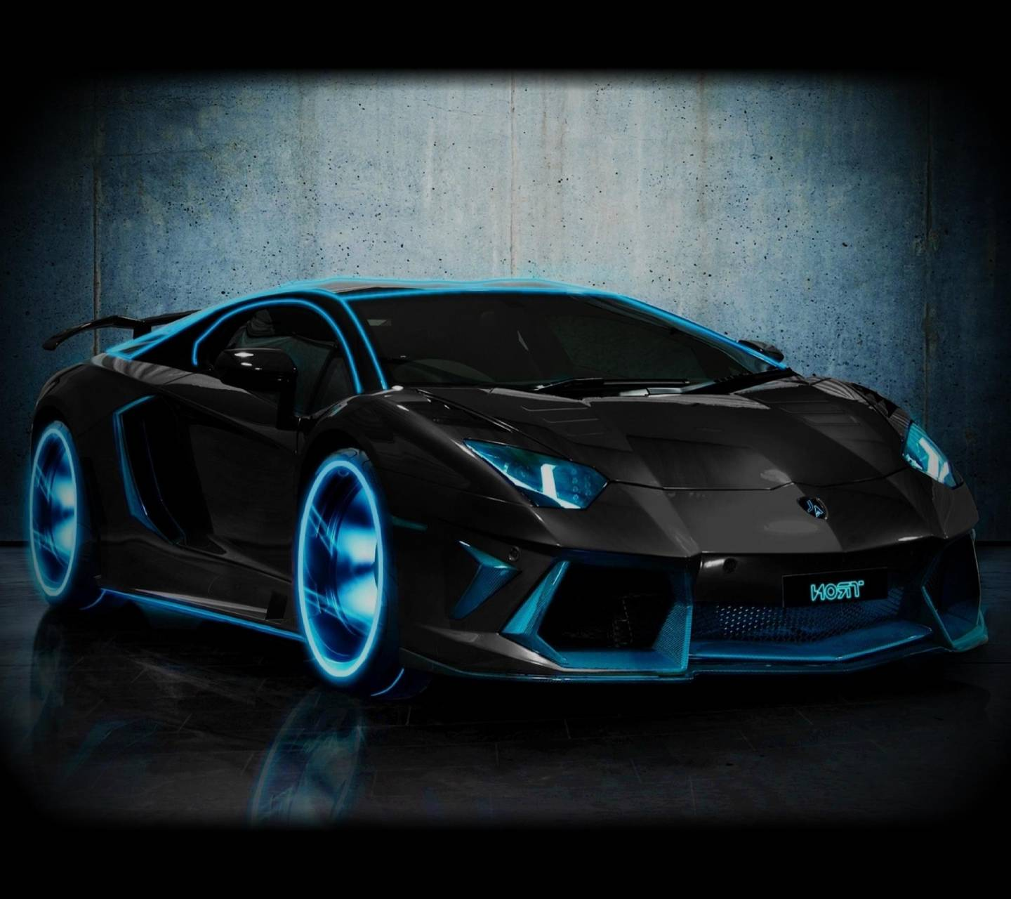 Lamborghini Neon Wallpaper By Konig 1b Free On Zedge