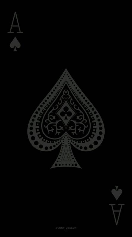 a spade card wallpaper  Ace of spades Wallpapers - Free by ZEDGE™