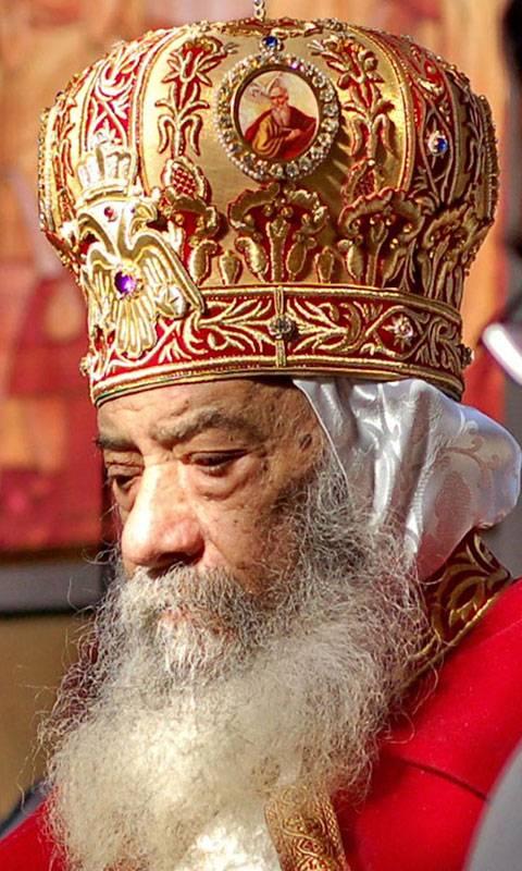 Pope Shenoda
