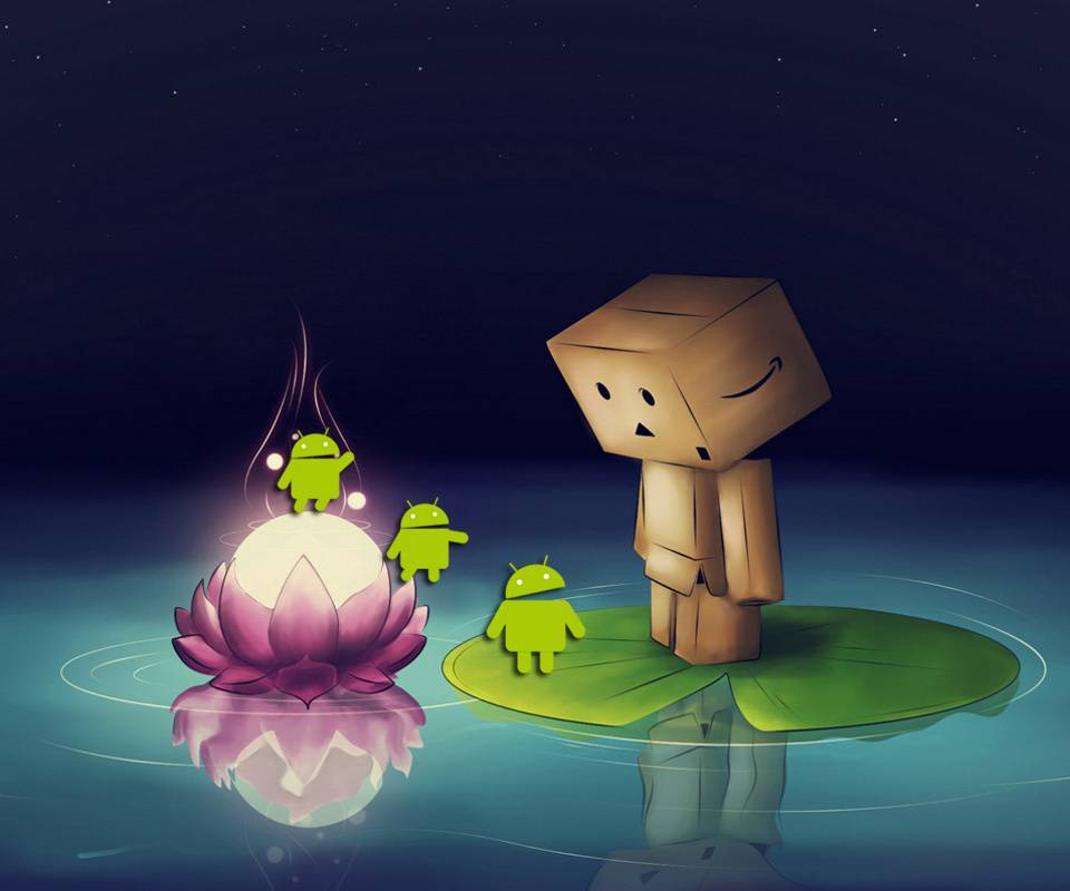 Danbo And Android