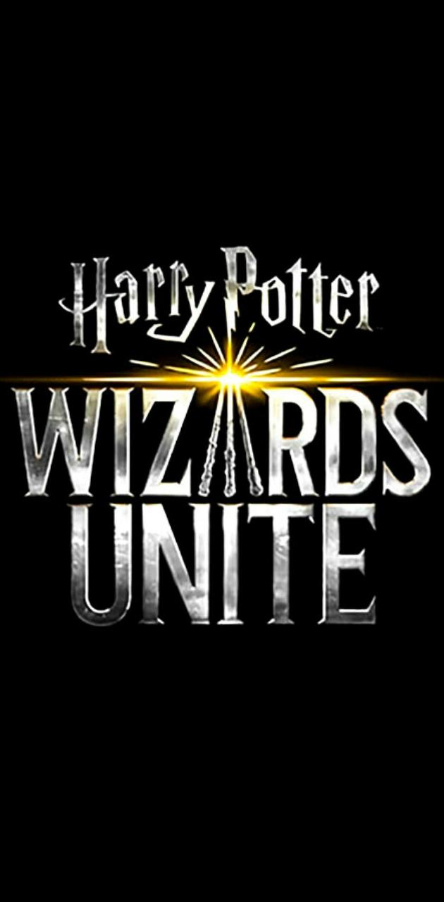 Wizards Unite Title
