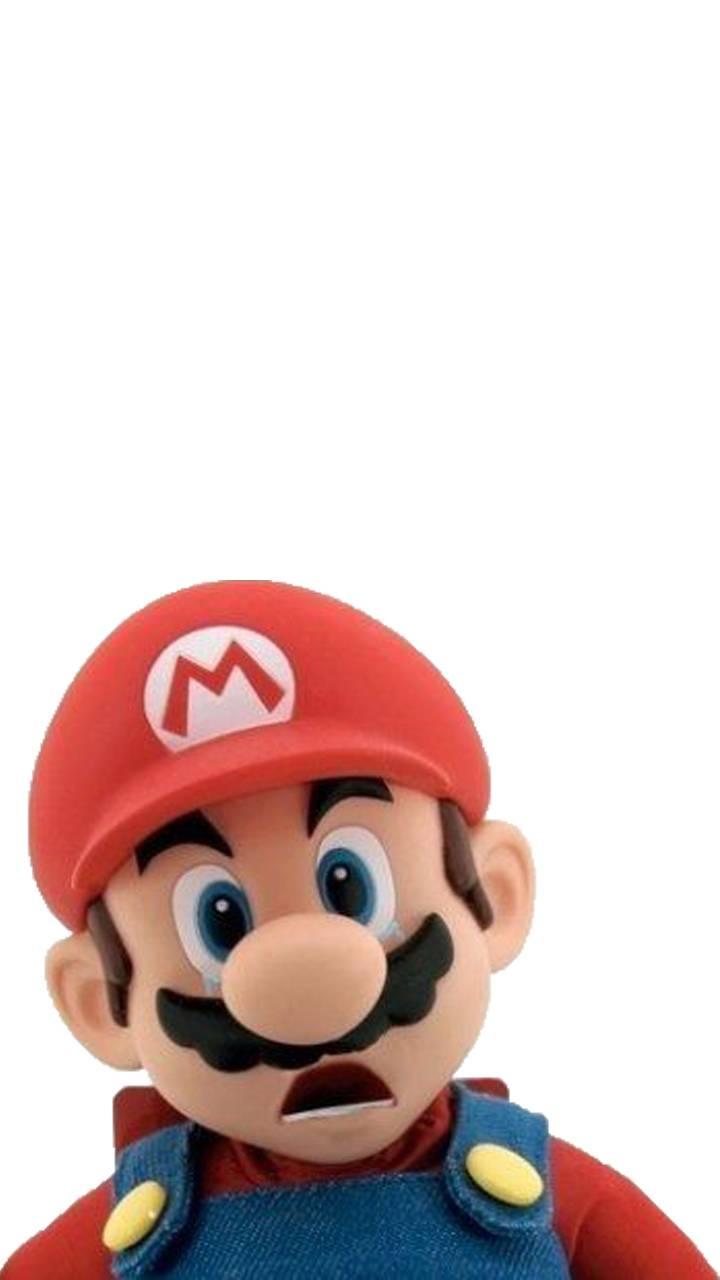Mario Shocked