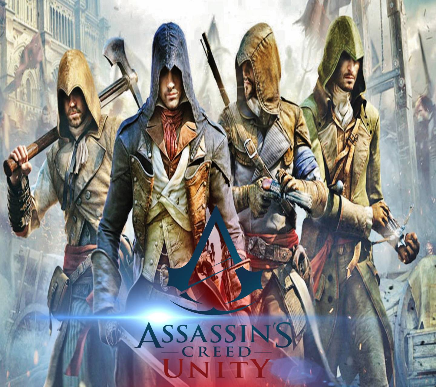 Assassins Creed Unit
