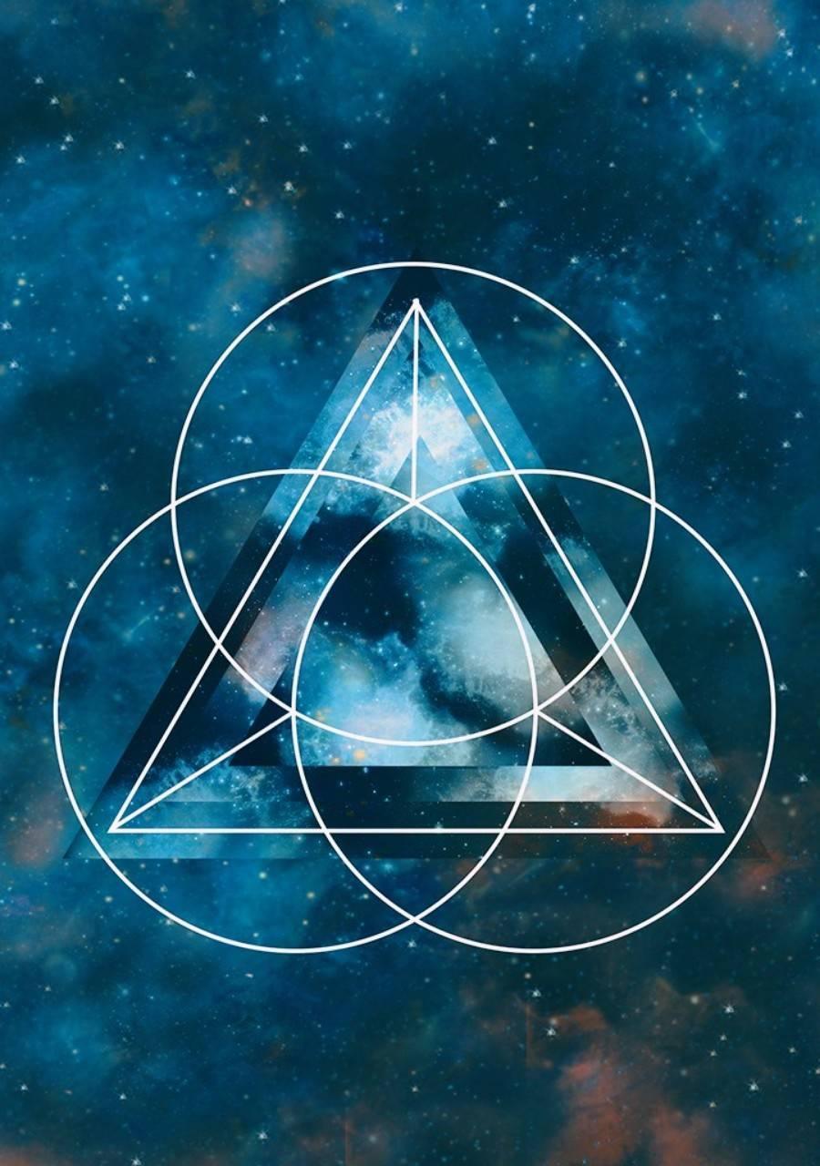 triunghi cercuri