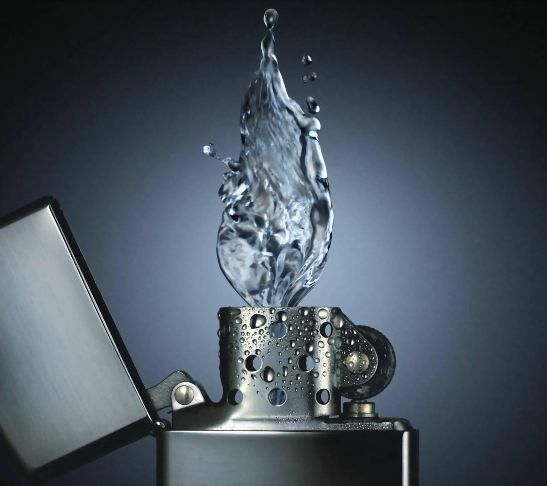 Water Lighter