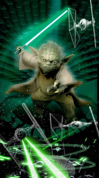 YODA FORCE IS WITH U