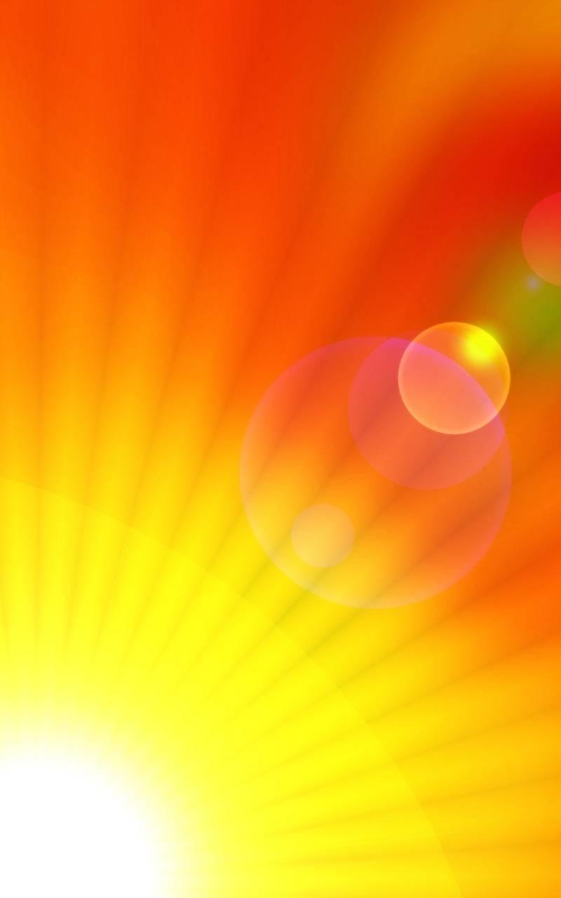 Sun Abstract HD