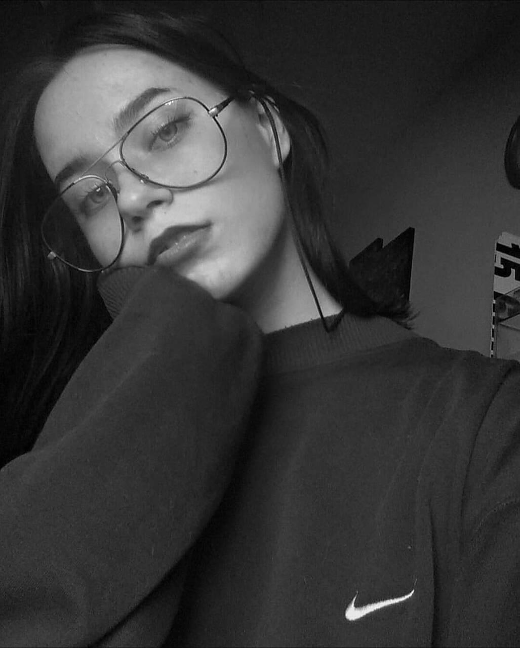 Black and white girl