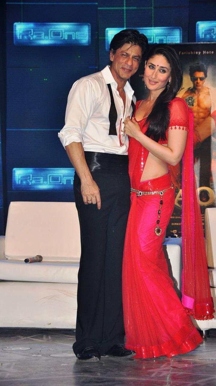 Kareena And Srk