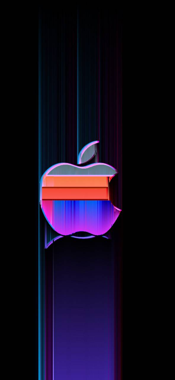 Colourfull Apple
