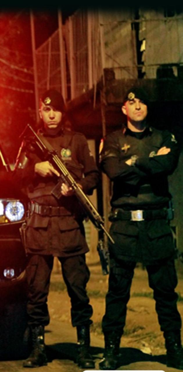 police brazil