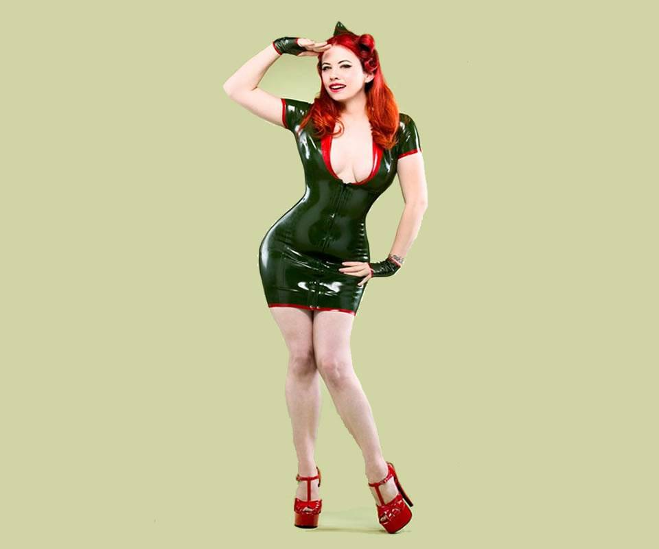 Pinup Red
