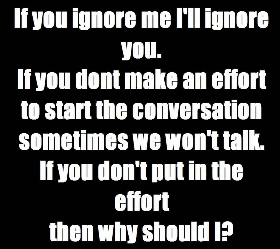 Why Should I