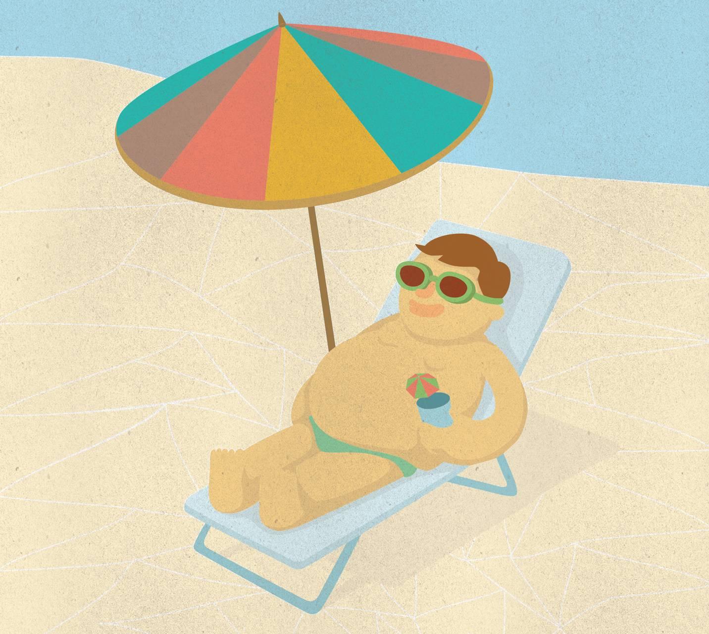 Sun Bather