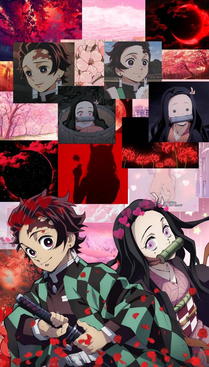 Nezuko and tanjiro