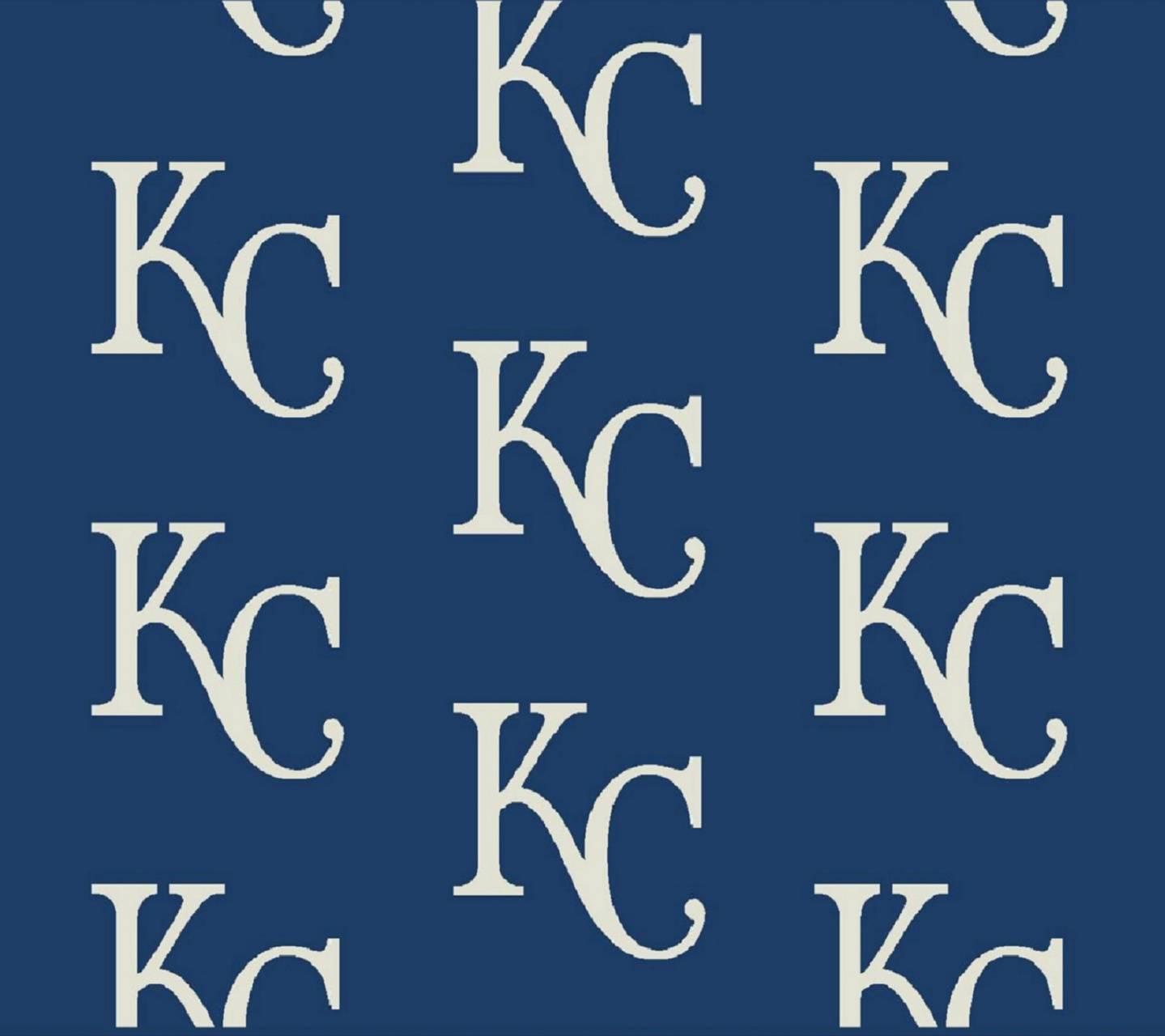 KC Royals tiled