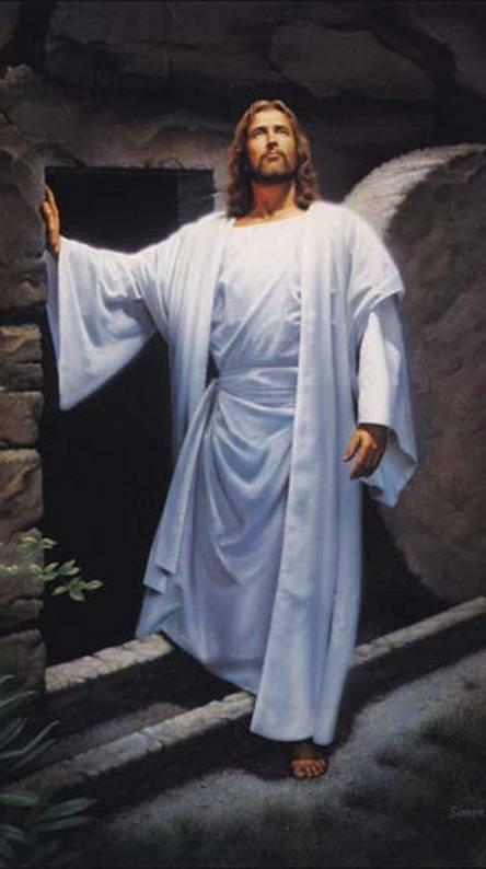 Easter Jesus