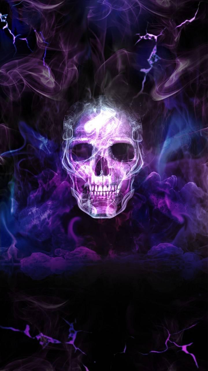 Toxic Skull Smoke