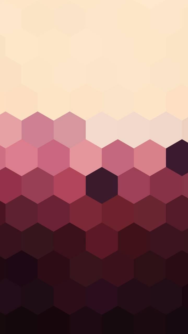 Hexagon Valentine