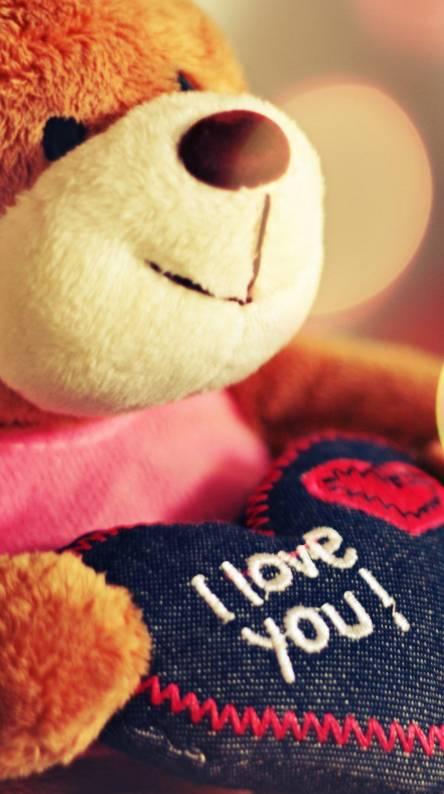 love teddy bear wallpapers free by zedge