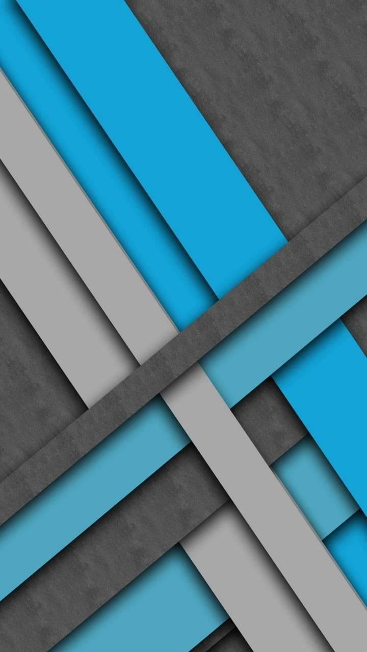 Blue gray pattern