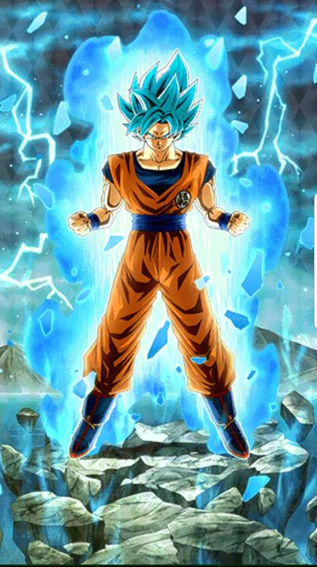 Goku Super Saiyan Wallpapers Free By Zedge