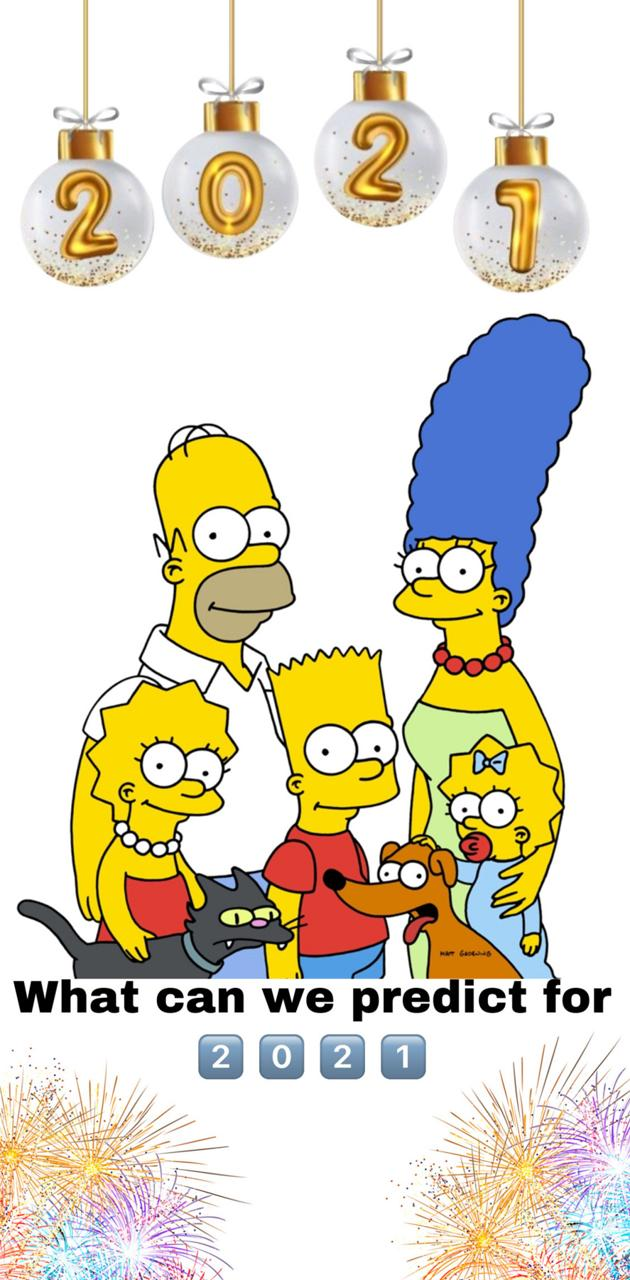 The Simpsons 2021