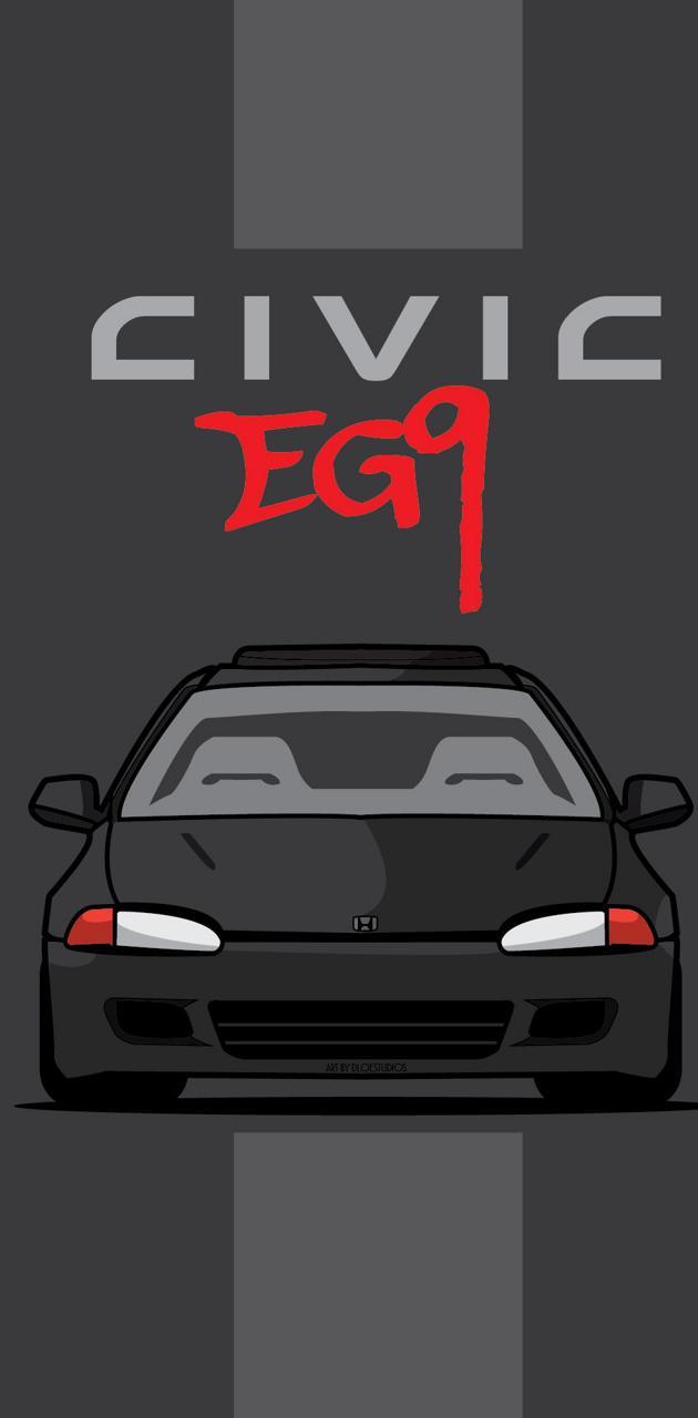 Civic EG 9