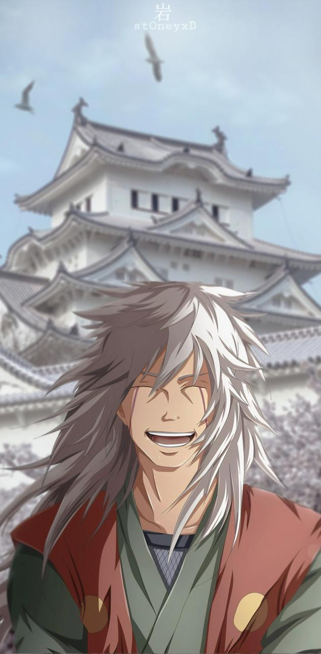 Jiraiya Sensei