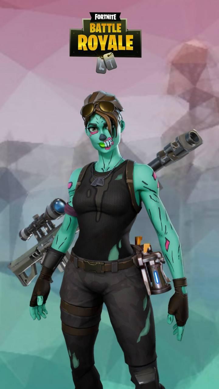 Ghoul Trooper Sniper Wallpaper By Jaydonplayz 93 Free On