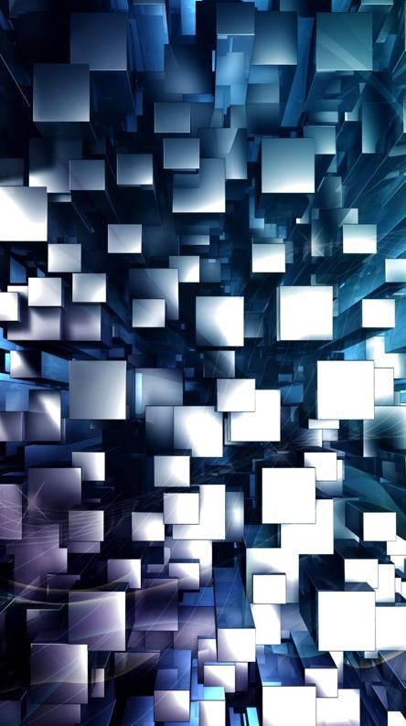 3D Cube Wallpaper HD