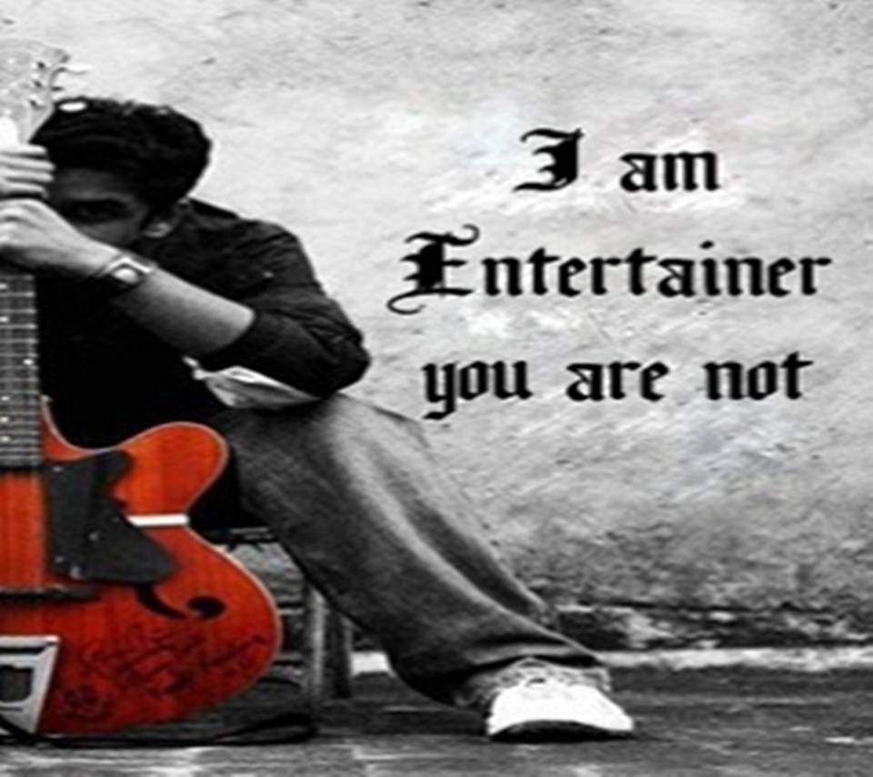 I Am Entertainer