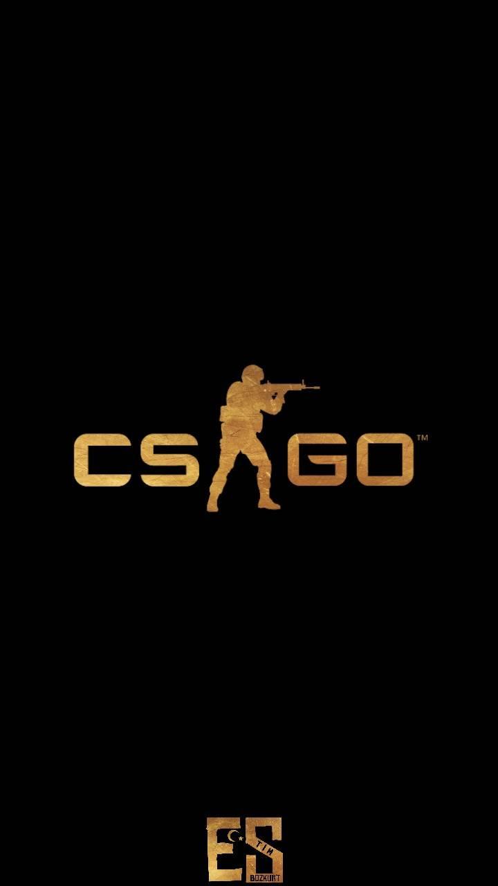 CSGO Gold Theme