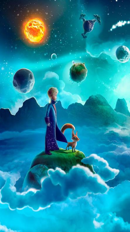 The Little Prince Wallpapers